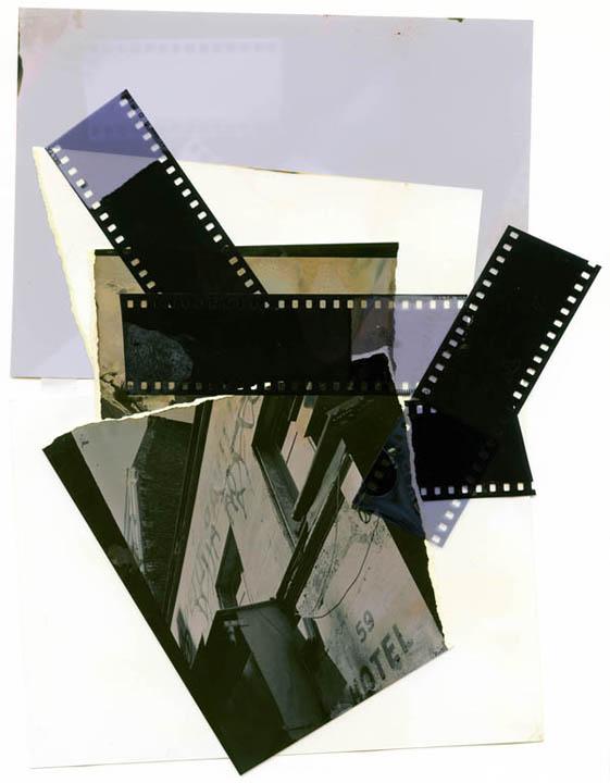 unique - 30 x 40 cm sous verre