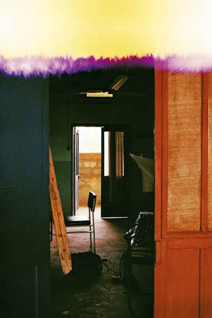 Ouagadougou, 1987, format 55x60 cm